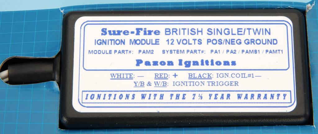 Norton Commando Wiring Diagram   Pazon Sure